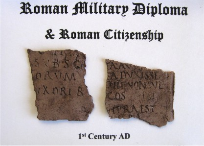 roman citizenship Search metadata search text contents search tv news captions search archived web sites advanced search.